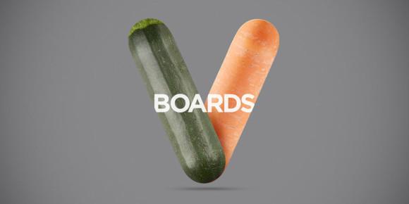 V Boards